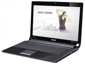 Замена матрицы на ноутбуке Asus N73Sm