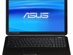 Замена матрицы на ноутбуке Asus Pro5Di