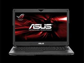 Замена матрицы на ноутбуке Asus Rog G750Jh