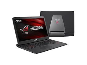 Замена матрицы на ноутбуке Asus Rog G751Jt T7058H
