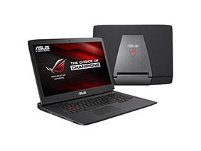 Замена матрицы на ноутбуке Asus Rog G751Jt T7246T