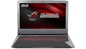 Замена матрицы на ноутбуке Asus Rog G752Vt Gc077D