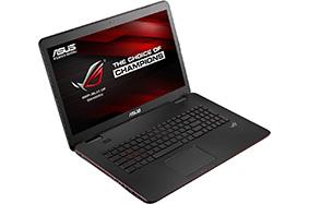 Замена матрицы на ноутбуке Asus Rog G771Jw T7222T