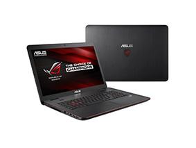 Замена матрицы на ноутбуке Asus Rog G771Jw T7225T