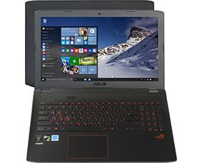 Замена матрицы на ноутбуке Asus Rog Gl552Jx Xo345T