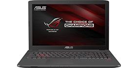 Замена матрицы на ноутбуке Asus Rog Gl752Vw T4033T