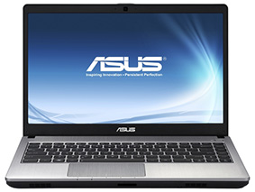 Замена матрицы на ноутбуке Asus U47Vc