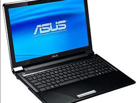 Замена матрицы на ноутбуке Asus Ul50