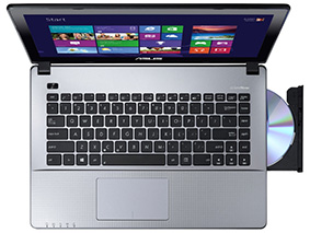 Замена матрицы на ноутбуке Asus Vivobook F450Cc