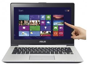Замена матрицы на ноутбуке Asus Vivobook S301Lp