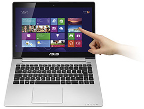 Замена матрицы на ноутбуке Asus Vivobook S400Ca