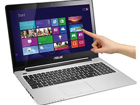 Замена матрицы на ноутбуке Asus Vivobook S550