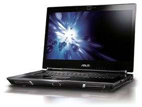 Замена матрицы на ноутбуке Asus W90V