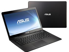 Замена матрицы на ноутбуке Asus X402Ca
