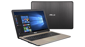 Замена матрицы на ноутбуке Asus X540Sa Xx010D