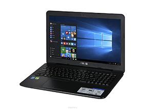 Замена матрицы на ноутбуке Asus X554Lj Xx1162T