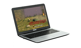 Замена матрицы на ноутбуке Asus X555Uf Xo012T
