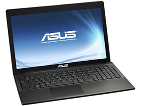 Замена матрицы на ноутбуке Asus X55A