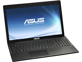 Замена матрицы на ноутбуке Asus X55U