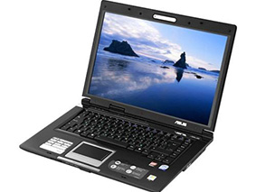 Замена матрицы на ноутбуке Asus X59Sl