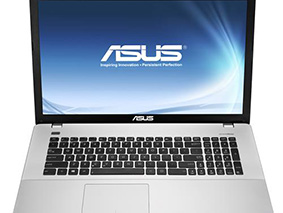 Замена матрицы на ноутбуке Asus X750Jb
