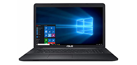 Замена матрицы на ноутбуке Asus X751Lj Ty240T