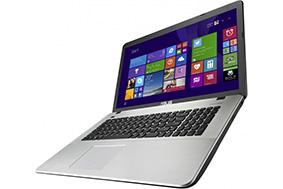 Замена матрицы на ноутбуке Asus X751Ln Ty009H