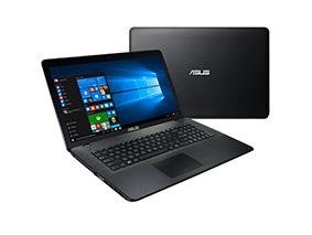 Замена матрицы на ноутбуке Asus X751Mj Ty002T