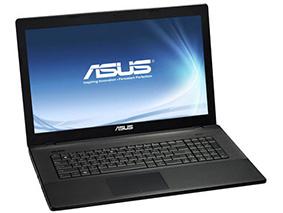 Замена матрицы на ноутбуке Asus X75A