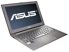 Замена матрицы на ноутбуке Asus Zenbook Ux21E