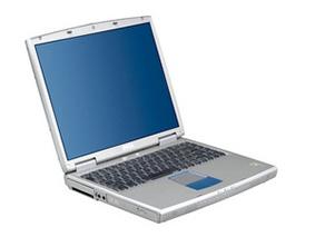 Замена матрицы на ноутбуке Dell Inspiron 1100