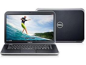 Замена матрицы на ноутбуке Dell Inspiron 7520