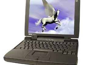 Замена матрицы на ноутбуке Dell Latitude Cpi