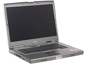 Замена матрицы на ноутбуке Dell Latitude D800