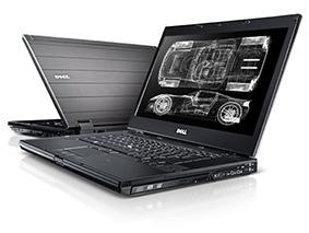 Замена матрицы на ноутбуке Dell Precision M4500