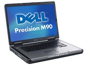 Замена матрицы на ноутбуке Dell Precision M90