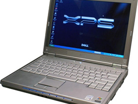 Замена матрицы на ноутбуке Dell Xps M1210