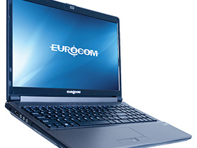 Замена матрицы на ноутбуке Eurocom Shark