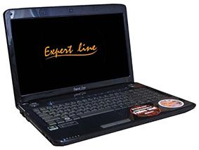 Замена матрицы на ноутбуке Expert Line Elu0614
