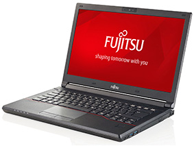 Замена матрицы на ноутбуке Fujitsu Lifebook E544