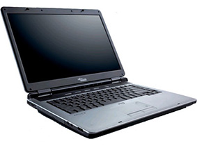Замена матрицы на ноутбуке Fujitsu Siemens Amilo M 1437