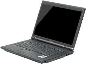 Замена матрицы на ноутбуке Fujitsu Siemens Esprimo M9410