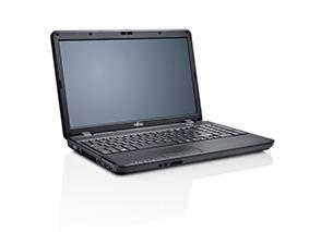 Замена матрицы на ноутбуке Fujitsu Siemens Lifebook Ah502