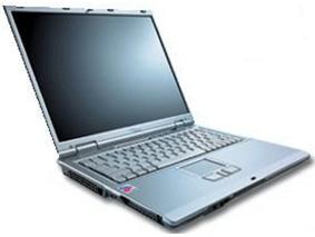 Замена матрицы на ноутбуке Fujitsu Siemens Lifebook E4010