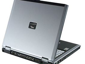 Замена матрицы на ноутбуке Fujitsu Siemens Lifebook Lh520