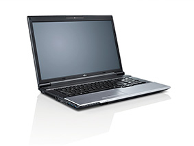 Замена матрицы на ноутбуке Fujitsu Siemens Lifebook N532