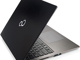 Замена матрицы на ноутбуке Fujitsu Siemens Lifebook U574 Ultrabook