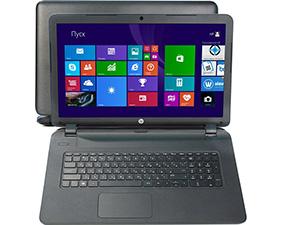 Замена матрицы на ноутбуке Hp 17 P001Ur N0K28Ea