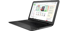 Замена матрицы на ноутбуке Hp 250 G4 M9T00Ea