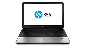 Замена матрицы на ноутбуке Hp 355 G2 J4T00Ea